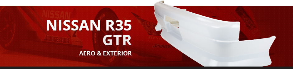 NISSAN R35 GTR AERO & EXTERIOR