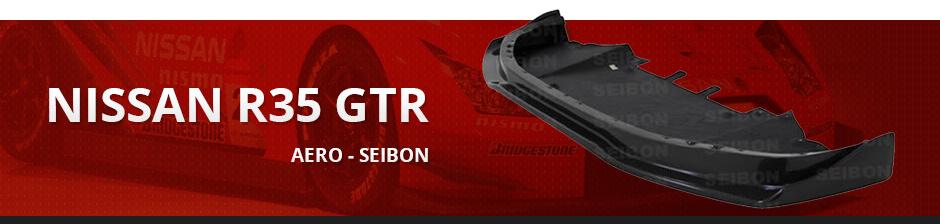 NISSAN R35 GTR AERO - SEIBON