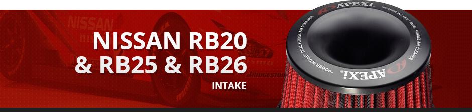 NISSAN RB20 & RB25 & RB26 INTAKE