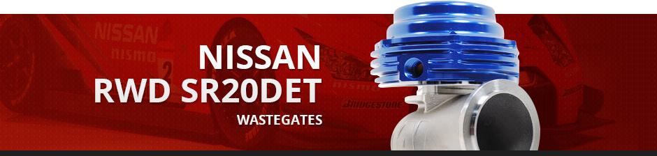 NISSAN RWD SR20DET WASTEGATES