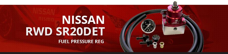 NISSAN RWD SR20DET FUEL PRESSURE REG