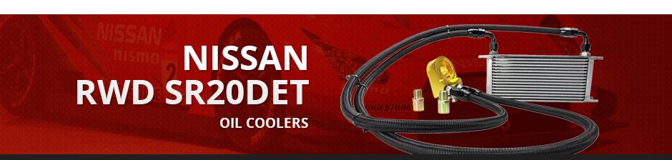 NISSAN RWD SR20DET OIL COOLERS