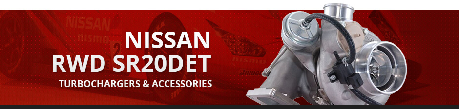 NISSAN RWD SR20DET TURBOCHARGERS & ACCESSORIES