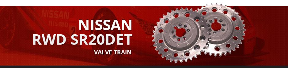 NISSAN RWD SR20DET VALVE TRAIN