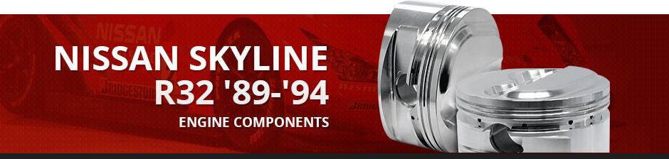 NISSAN SKYLINE R32 '89-'94 ENGINE COMPONENTS