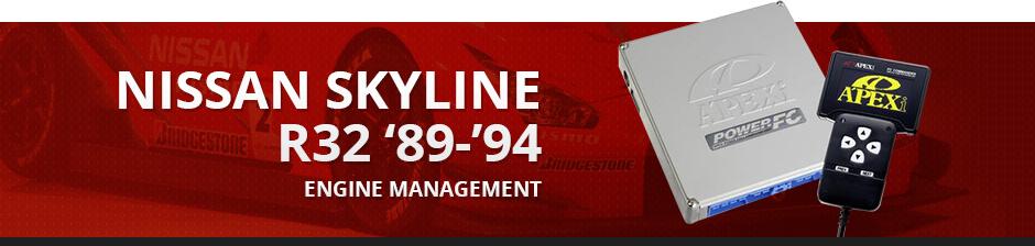 NISSAN SKYLINE R32 '89-'94