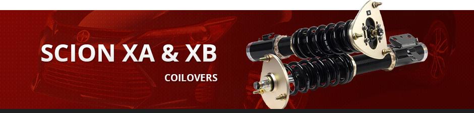 SCION XA & XB COILOVERS