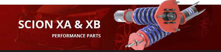 SCION XA & XB PERFORMANCE PARTS