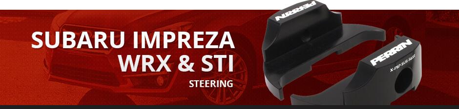 SUBARU IMPREZA WRX & STI STEERING