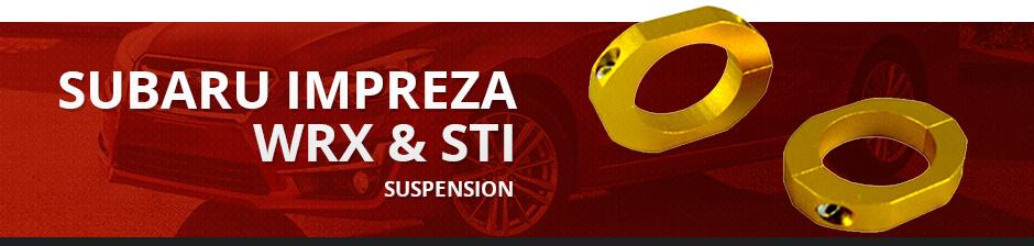 SUBARU IMPREZA WRX & STI SUSPENSION