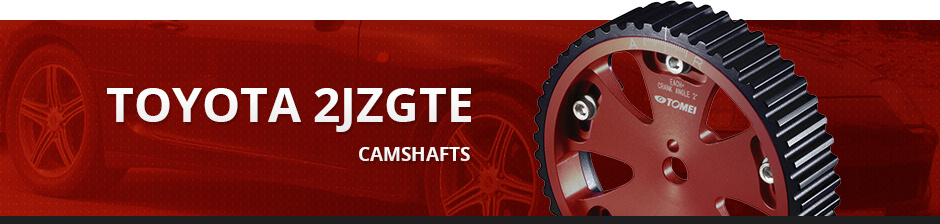 TOYOTA 2JZGTE CAMSHAFTS