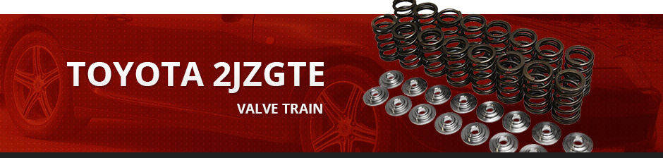 TOYOTA 2JZGTE VALVE TRAIN