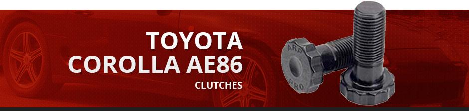 TOYOTA COROLLA AE86 CLUTCHES