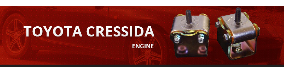 TOYOTA CRESSIDA ENGINE