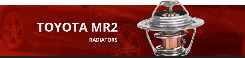 TOYOTA MR2 RADIATORS