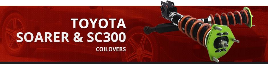 TOYOTA SOARER & SC300 COILOVERS