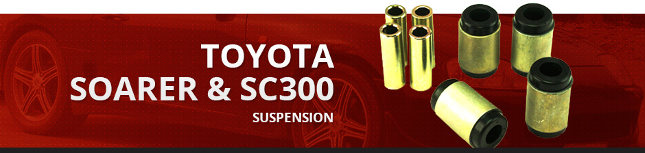 TOYOTA SOARER & SC300 SUSPENSION
