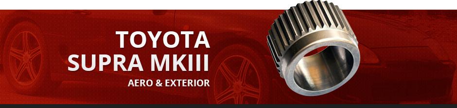 TOYOTA SUPRA MKIII AERO & EXTERIOR