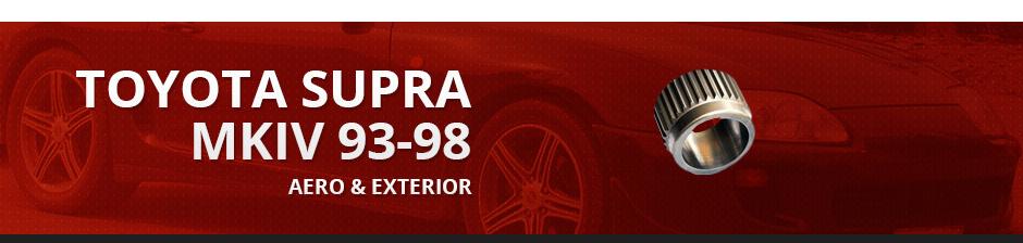 TOYOTA SUPRA MKIV 93-98 AERO & EXTERIOR