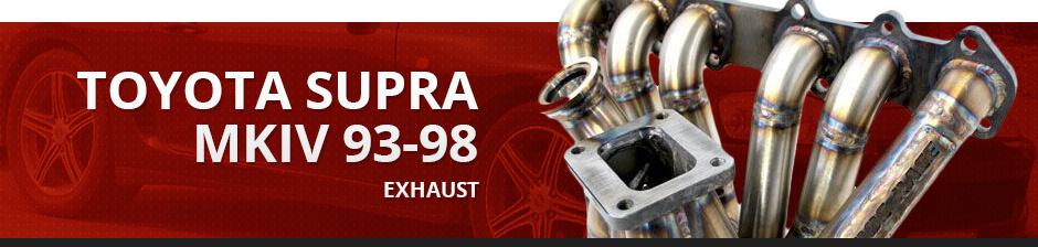 TOYOTA SUPRA MKIV 93-98 EXHAUST