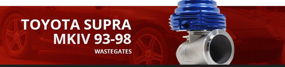 TOYOTA SUPRA MKIV 93-98 WASTEGATES