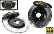 AP Racing 4-Piston Front Big Brake Kit for Nissan 370Z/G37 & G35 Sedan
