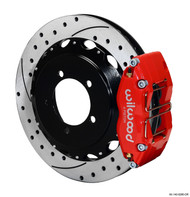 Wilwood Dynapro Rear Brake Kit for Mitsuvbishi Evo 9