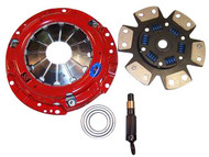 DXD Clutch Kit Stage 4 for Nissan 240SX '91-'98