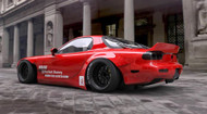 Greddy Rocket Bunny Wide Body Kit for Mazda RX7 '93-'96 FD3S