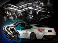 Tomei Unequal length 4-1 Exhaust Manifold for Scion FRS / Subaru BRZ