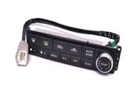 OEM JDM Infiniti G35 Double Din AC Control Unit (Dual-Zone A/C)
