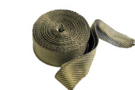 "ISR  Performance Titanium Exhaust Heat Wrap - 2"" x 1.6mm x 50'"