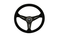 Nardi Deep Corn 350mm Suede Steering Wheel
