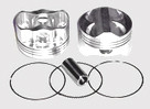 CP Forged Pistons - Toyota 2JZGTE