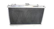 ISR Performance Aluminum Radiator - Nissan 240sx 95-98 w/KA24