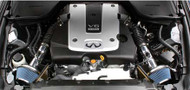 JWT Dual Pop Charger Intake System G35 07+ Sedan, G37 Coupe