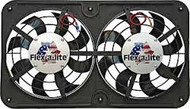 Flex-a-Lite Dual 12in. Electric Fan Kit