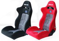 Buddy Club Racing Spec Sport Reclinable Seat Black