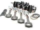 Brian Crower - Stroker Kit - Honda/Acura B18/B20, Lw 92Mm Crank, Long Rod, Custom Pistons, Bearings