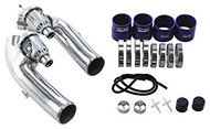 HKS SSQV4 GT-R R35 (09-10); Includes 2 SSQV and polished aluminum pipes