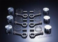 HKS [Nissan 350z (2003-2005), Infiniti G35(2003-2005)] HKS Piston and Connecting Rod Kits Piston and Connecting Rod Kit