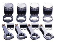 HKS HKS Forged Piston Kit 4G63 85.5 mm Bore 8.8:1 Evo 8 w/1.2mm HG