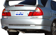 HKS MITSUBISHI EVO 6 SILENT HI POWER EXHAUST