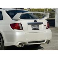 HKS 2011 SUBARU IMPREZA WRX STI 4door ES Premium Exhaust (CBA-GVB/GVF)