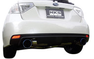 HKS SUPER TURBO MUFFLER for GRB/GRF