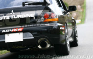 HKS Super Turbo Muffler for Lancer Evolution 05/03-07/09