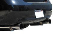 HKS [Infiniti G35(2007)] HKS Hi-Power Exhaust Hi-Power Exhaust; Dual Rear Section