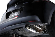 HKS CR-Z Silent Hi-Power Exhaust (2011); SUS304 rear section exhaust