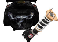 HKS 86 C Package (HPM + MAX 4GT) Muffler and Suspension Value Package