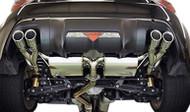 HKS HKS Boxer sound exhaust system light package/ BRZ